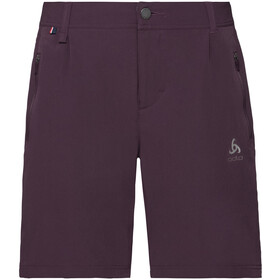 Odlo Koya Cool PRO Korte Broek Dames, plum perfect